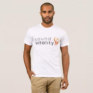 Camiseta Vitalidade sadia: Saúde do apoio e empresa de