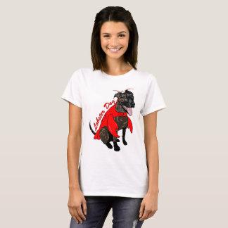 Camiseta Vitani o cão da lagosta