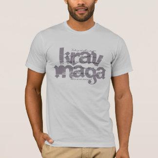 Camiseta Vitória de Krav Maga & t-shirt da sobrevivência