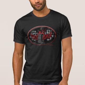 Camiseta Vitória voada vintage - pneu do vôo