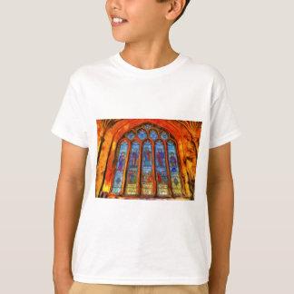 Camiseta Vitral Van Gogh