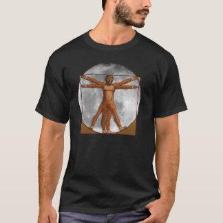 Camiseta Vitruvian Wolfman