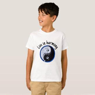 Camiseta Viva na harmonia