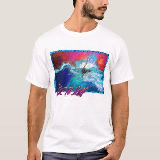 Camiseta Viva para surfar