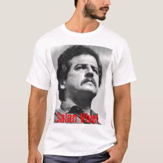 Camiseta vive galan