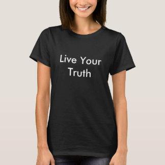 Camiseta Vive sua verdade