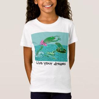 Camiseta Vivem seus sonhos