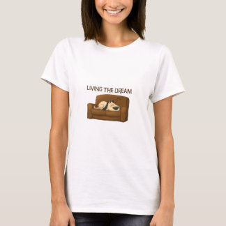 Camiseta Vivendo o sonho