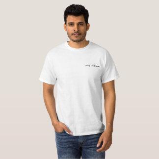 Camiseta Vivendo o t-shirt ideal