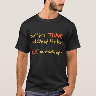 Camiseta Vivo fora da caixa (promo)