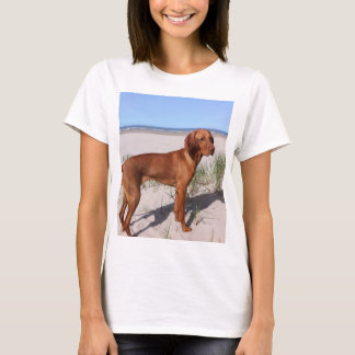 Camiseta vizsla-cheio