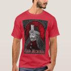 Camiseta Vlad Dracula gótico