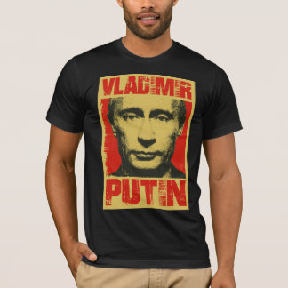 Camiseta Vladimir Putin