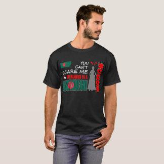 Camiseta Você chanfra o susto que eu se casou ao T bengali
