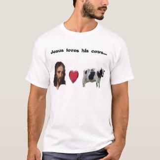 Camiseta Você deia P.E.T.A. ou gosta da carne? Verifique