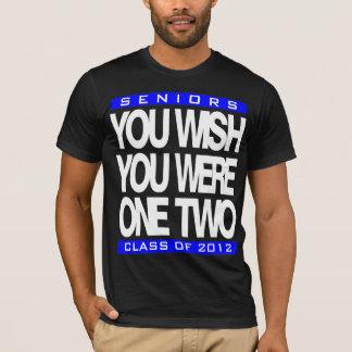 Camiseta Você deseja o t-shirt superior customizável