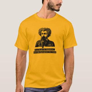 Camiseta Você deve ser jamaicano, porque jamaicano mim