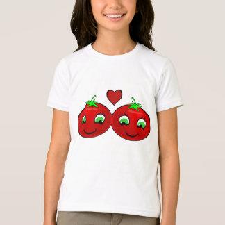"""Camiseta Você diz do """"o amor tomate """""""