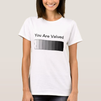 Camiseta Você é avaliado