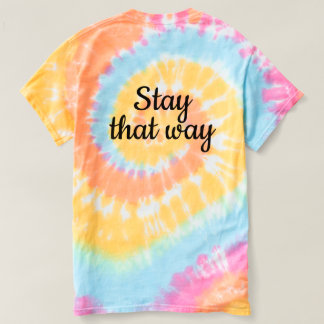 Camiseta Você é estranho/estada que maneira