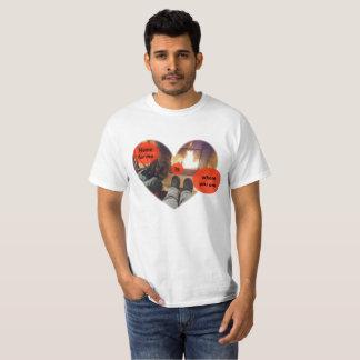 Camiseta Você é meu amor