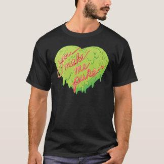 Camiseta Você faz-me Puke