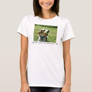 Camiseta Você Hav tem Snaks e Lov