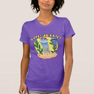 Camiseta Você Jelly medusa do bigode