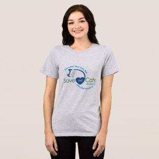 """Camiseta """"Você não pode comprar o jérsei apto relaxado T"""