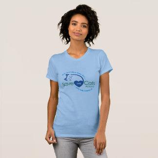 """Camiseta """"Você não pode comprar T americano do jérsei do"""