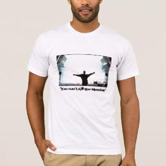 """Camiseta """"Você não pode matar as messias """""""