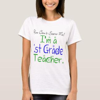 Camiseta Você não pode susto mim que eu sou um ø professor