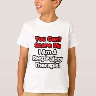 Camiseta Você não pode susto mim… terapeuta respiratório
