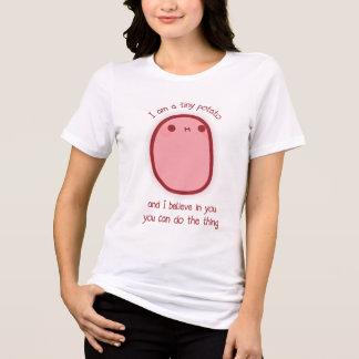 Camiseta Você pode fazer a coisa mais feito sob medida