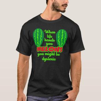 Camiseta Você pôde ser Dyslexic