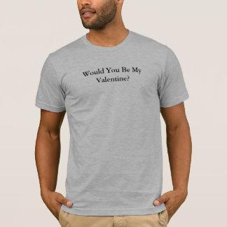 Camiseta Você seria meus namorados?
