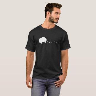 Camiseta Você soube: cubos do tombadilho dos womabts