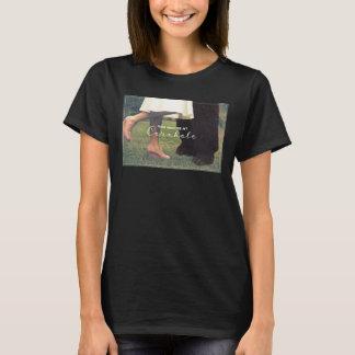 Camiseta Você teve-me em Cornhole