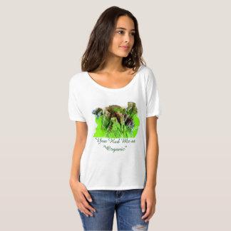 Camiseta Você teve-me no t-shirt orgânico