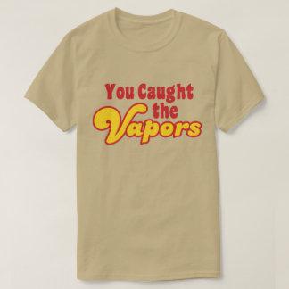 Camiseta Você travou os vapores
