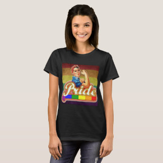 Camiseta Você vai menina!