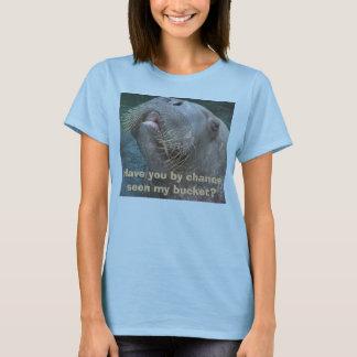Camiseta Você viu por acaso meu balde?