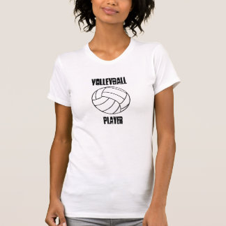 Camiseta Voleibol, jogador