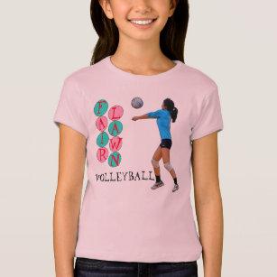 Camiseta Voleibol justo do gramado