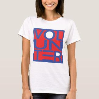 Camiseta Voluntário
