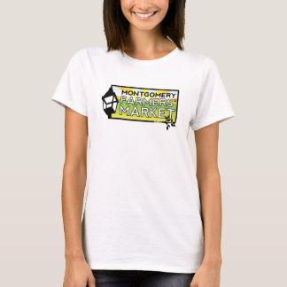 Camiseta Voluntário de MFM - mulheres