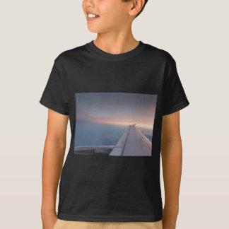 Camiseta Vôo do por do sol