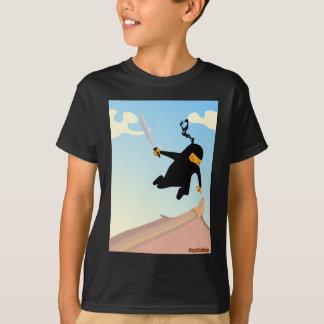 Camiseta Vôo Ninja