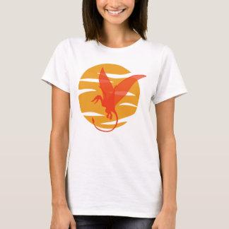 Camiseta Vôo Pterosaur