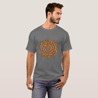 Camiseta Vortex do fogo